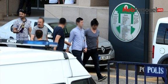 7 öğretmen ve imam tutuklandı