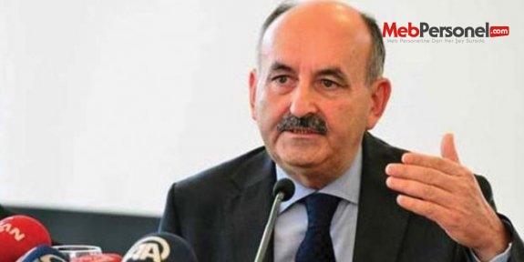 Bakan Müezzinoğlu: 'Örgüte hizmet eden kadrolar kısa zamanda tasfiye edilecek'