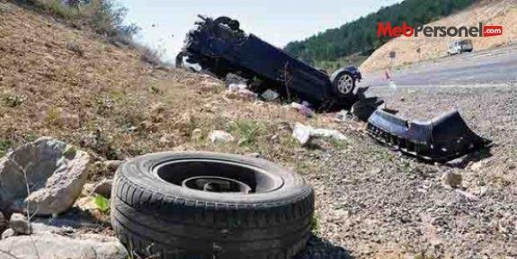 Bayram trafiğinde altı gün bilançosu: 44 ölü, 288 yaralı