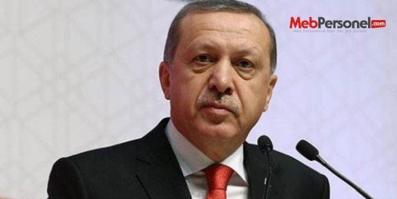 Erdoğan: İyi terörist, kötü terörist yoktur
