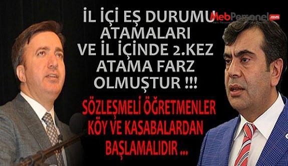 İL İÇİ EŞ DURUMU VE 2. KEZ ATAMA FARZ OLMUŞTUR ...