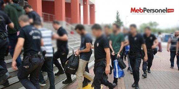 Kahramanmaraş'ta 6 öğretmen ve esnaf tutuklandı