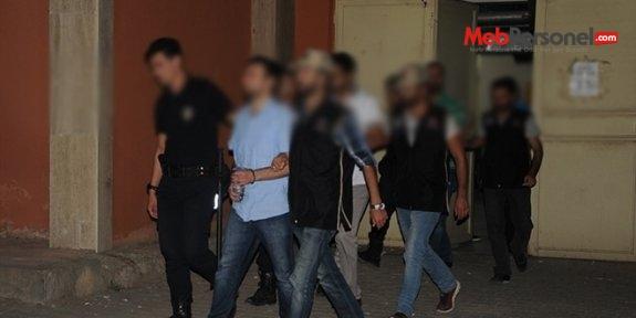 Karabük'te 11 öğretmene Bylock tutuklaması