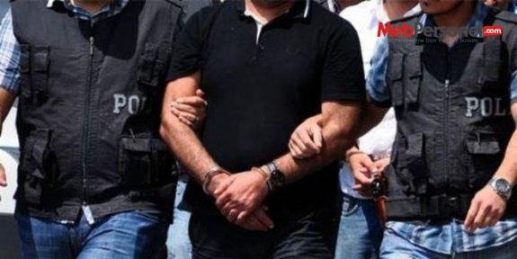 Karabük'te 1 öğretmen FETÖ'den gözaltına alındı