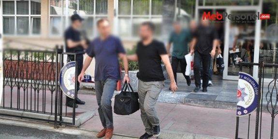 Bartın'da 'Bylock' kullanan 2 öğretmen tutuklandı