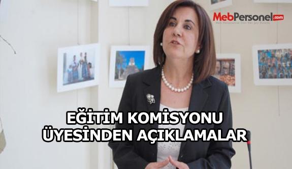CHP Eğitim Komisyonu Başkanından Açıklamalar