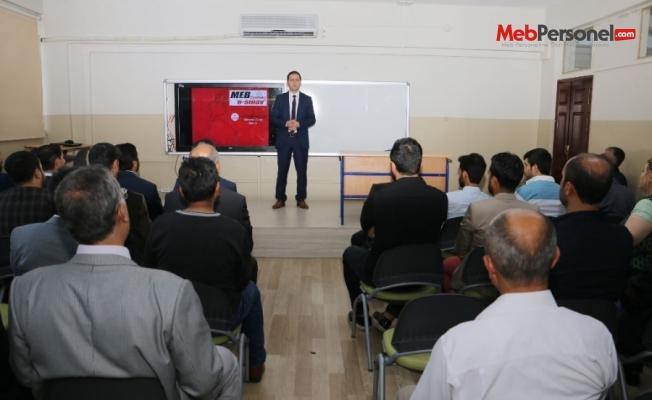 Diyarbakır İl Millî Eğitim Müdürlüğü E-Sınav Salonu Açıldı