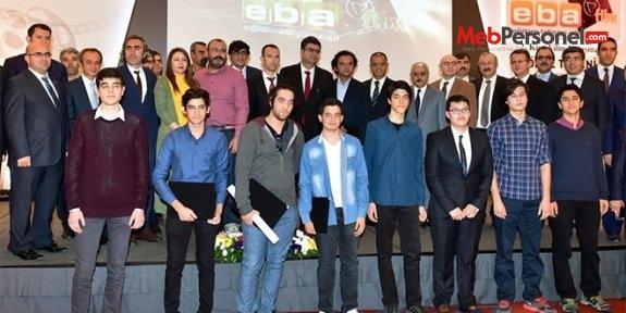 EBA 2. Kısa Film Yarışması ödülleri verildi