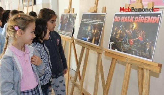 Erbaa'da 15 Temmuz sergisi