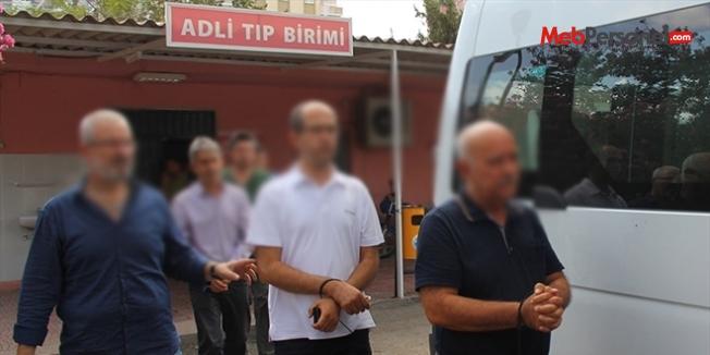 Kahramanmaraş'ta 4 öğretmen tutuklandı