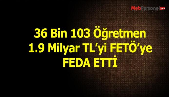 Kamuda FETÖ talimatı: 90 bin memurdan 4.7 milyar lira