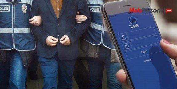 Kırşehir'de 'Bylock' kullanan 2 öğretmen tutuklandı