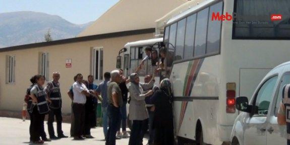 Konya'da gözaltına alınan 7 öğretmen serbest bırakıldı