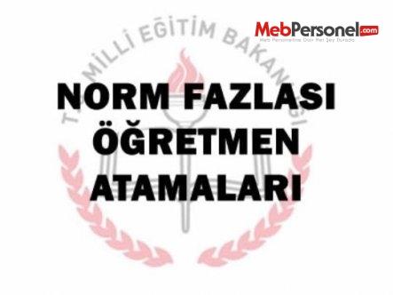 Norm Kadro Fazlası Öğretmenlerin Ataması İle İlgili Çalışmalara Ait Bilgilendirme (Malatya)