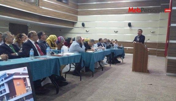 Proje Okulları  Müdürleri Toplantısı  Genel Müdür Hamza AYDOĞDU Başkanlığında Yapıldı