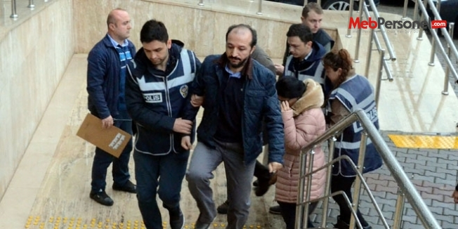 Zonguldak'ta 1'i kadın, 6 kamu görevlisi tutuklandı