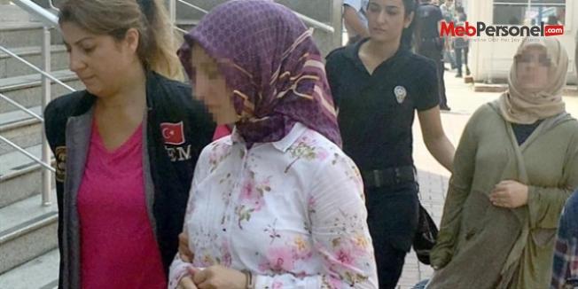 Zonguldak'ta 3 kadın öğretmen gözaltına alındı