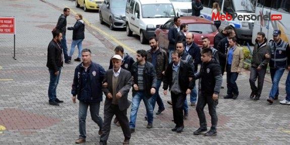 Zonguldak'ta FETÖ'den 11 kamu görevlisi tutuklandı