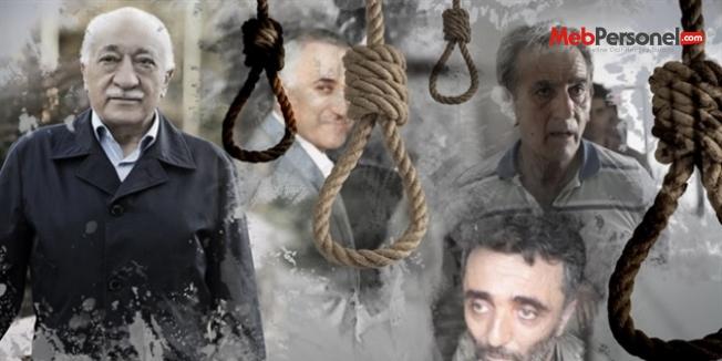 4 soruda idam cezası