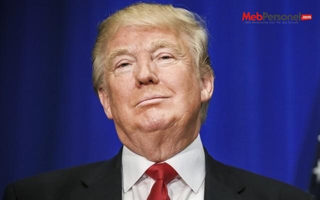 ABD'nin yeni başkanı 'Trump' oldu