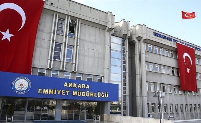 Ankara'da 539 emniyet personeli görevine iade edildi