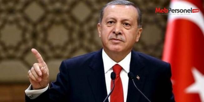 Cumhurbaşkanı Erdoğan: Kimse bizim vatanımızda operasyon yapamaz