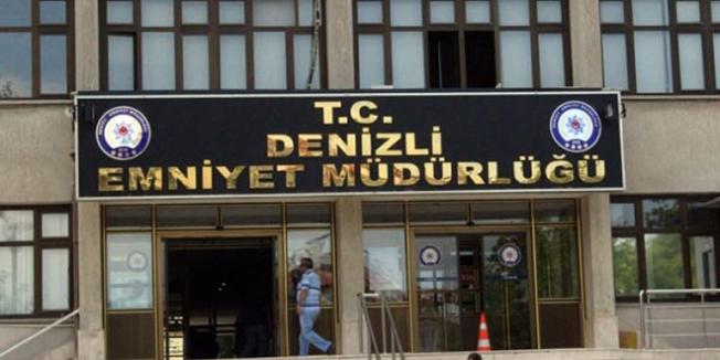 Denizli'de 2'si şube müdürü 26 polis görevden uzaklaştırıldı