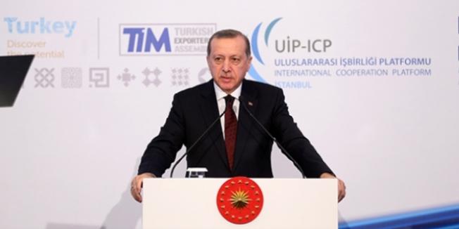 Erdoğan: 15 Temmuz bu mücadelenin adı ve adresidir
