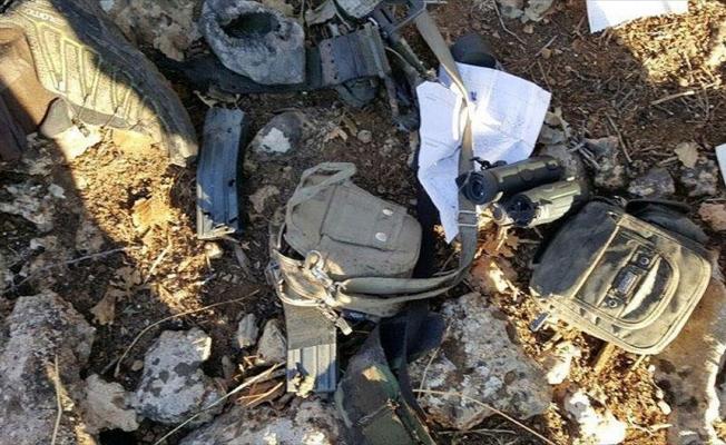 Mardin'de ATAK helikopterleriyle bomba yüklü traktör vuruldu