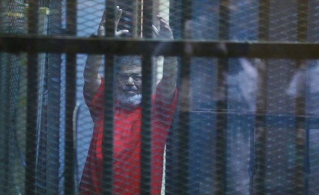 Mursi'nin idam kararı bozuldu