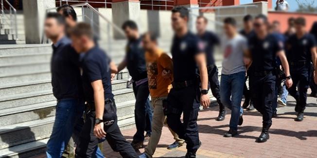 Muş'ta FETÖ operasyonu: 6 gözaltı