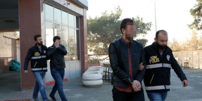 Öğretmen, avukat ve psikoloğun da bulunduğu 6 kişiye gözaltı