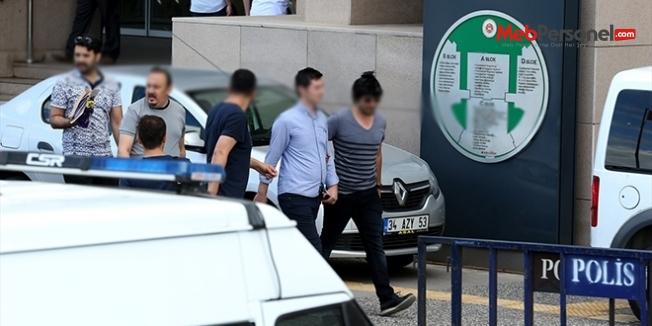 Şanlıurfa'da aralarında öğretmen ve askerinde bulunduğu 31 kişi tutuklandı