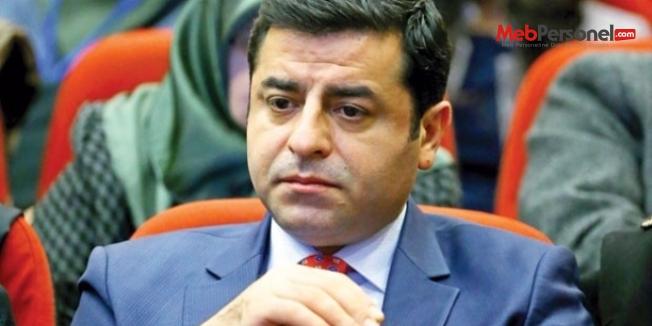 Savcı, Demirtaş'a tutuklama istedi