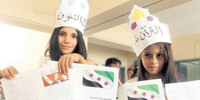 Suriyeli öğrenci sayısı 450 bini buldu