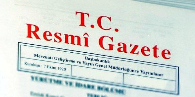 2017 Bütçesi Resmi Gazete'de yayımlandı