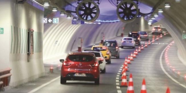 Avrasya Tüneli'ne yoğun ilgi