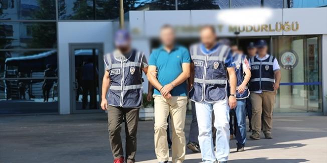 Çorlu'da biri öğretmen 2 kişi FETÖ'den gözaltına alındı