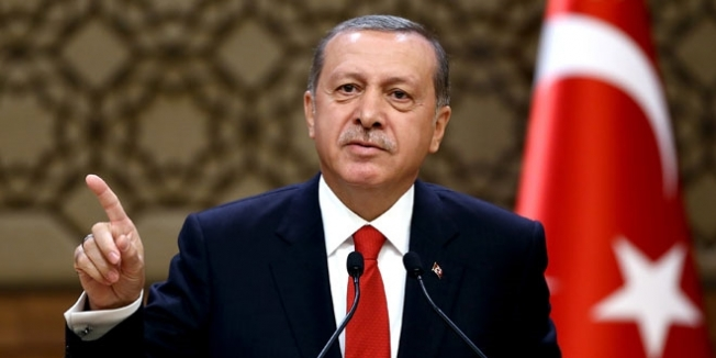 Cumhurbaşkanı Erdoğan: Almanya'ya aynısını yapacağız