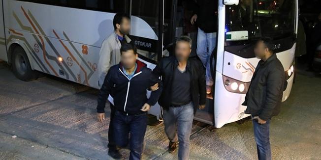 Erzurum'da 1'i öğretmen, 11 kişi tutuklandı