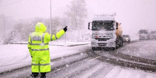 Meteoroloji'den bir çok ilimiz için 'kar uyarısı'