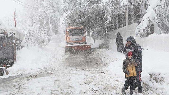 Meteoroloji'den haftasonu için kar uyarısı!