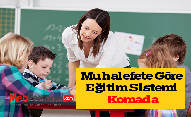 Muhalefete Göre Eğitim Sistemi Komada
