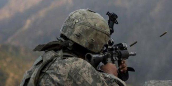 PKK'nın eyalet sorumlusu terörist öldürüldü