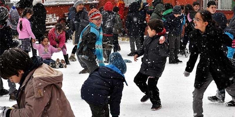 Samsun Valisinden ''Okullara Kar Tatili'' Açıklaması
