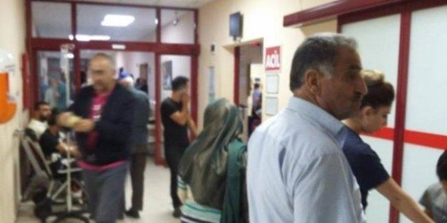 Sivas'ta özel bir yurtta kalan 31 üniversite öğrencisi zehirlendi
