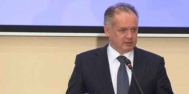 Slovakya Cumhurbaşkanı Kiska'dan İslam karşıtı yasaya veto