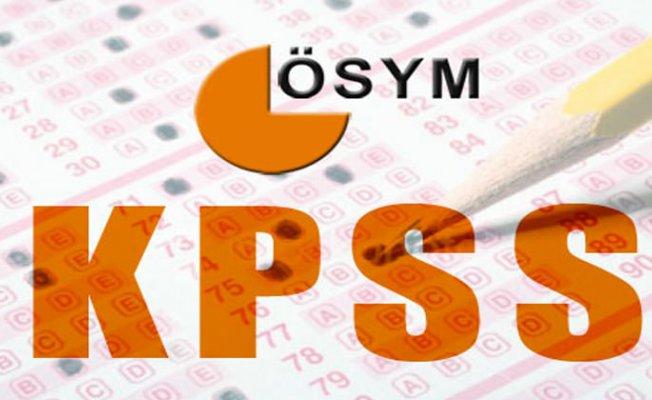 2017 KPSS tercih başvuru sonuçları açıklandı mı?