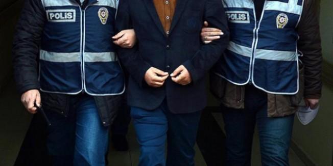 Erzurum'da 2'si öğretmen 4 şüpheli tutuklandı