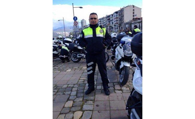 İzmir'i felaketten kurtaran kahraman polisimiz Feti Sekin!